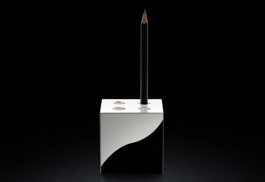 Pen Pot silver