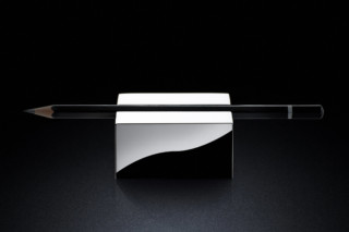 Pen Rest sq silver  von  MINIMALUX