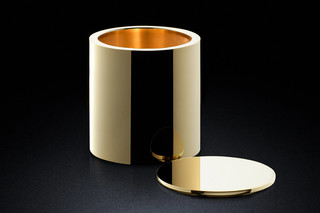 Pot 60rd gold  by  MINIMALUX