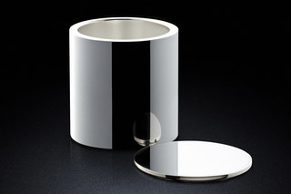 Pot 60rd silver  by  MINIMALUX