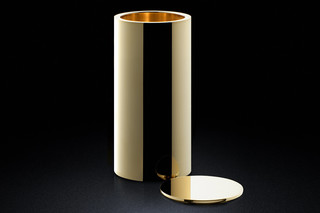 Vase/Container gold  by  MINIMALUX