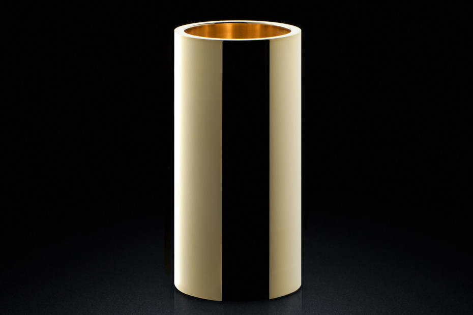 Vase/Container gold