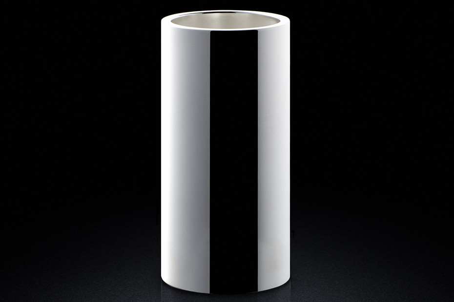 Vase/Container silver