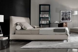 Andersen Bed  by  Minotti