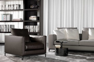 Andersen easy chair  by  Minotti
