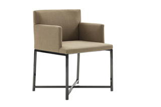 Flynt armchair  by  Minotti