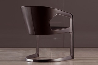 Twombly Armchair  by  Minotti