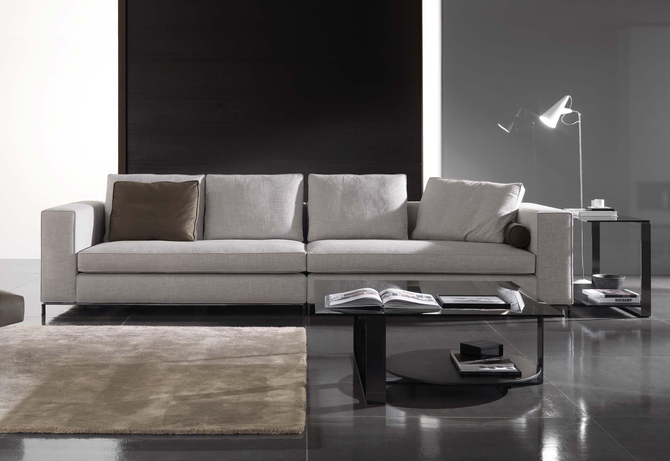 minotti williams sofa model minotti williams sofa cgtrader. Black Bedroom Furniture Sets. Home Design Ideas