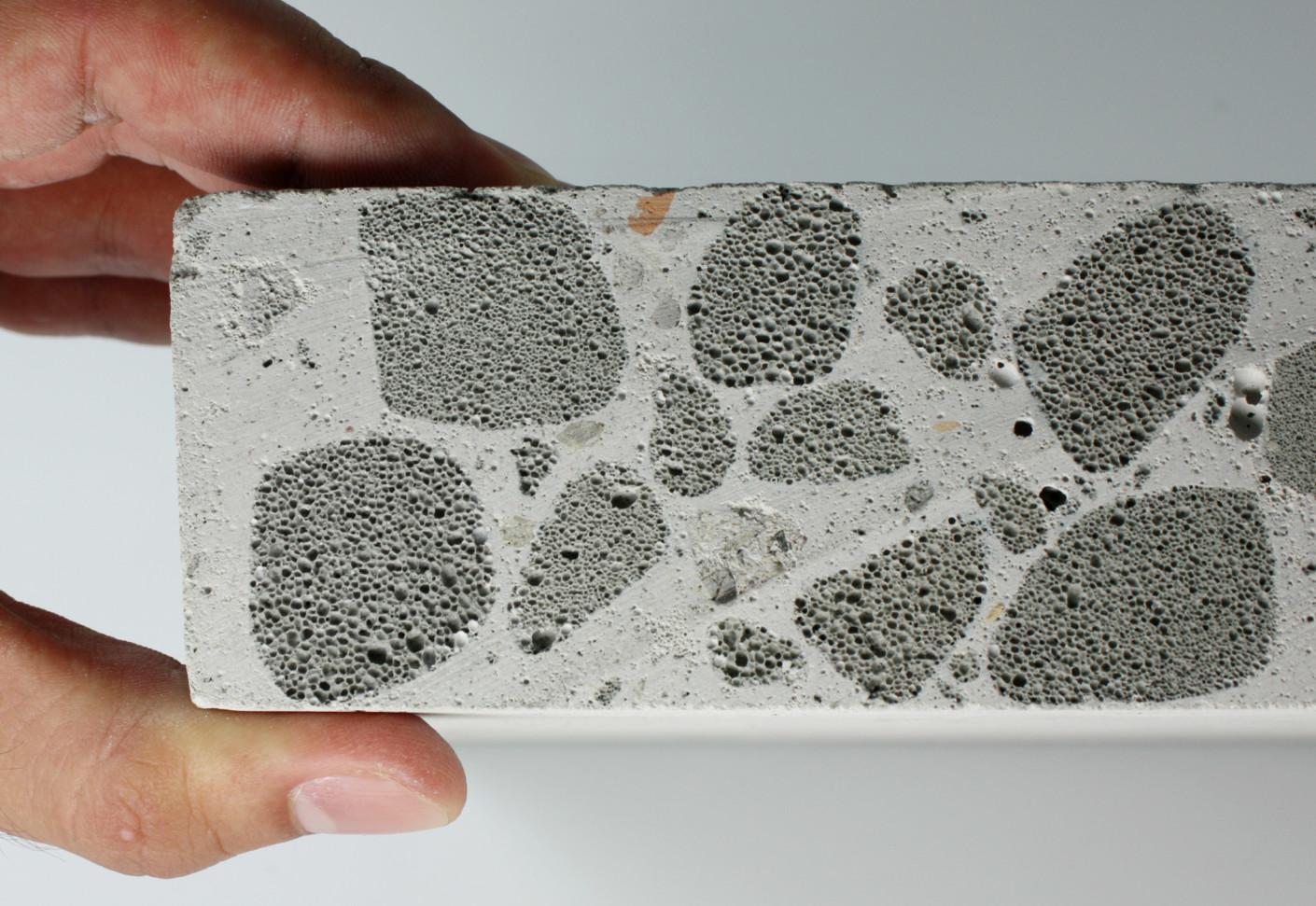Misapor Concrete by Misapor Beton