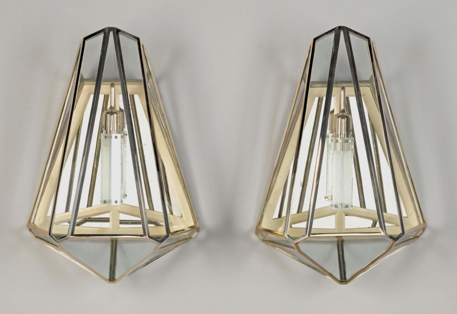 Diamonds Are a Girl's Best Friend 1 sconce