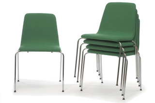 Multi Stacking chair  by  Modus