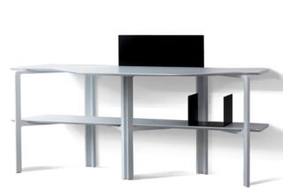 Parallel Desk  by  Modus