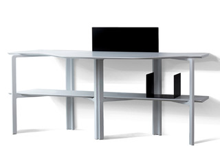 Parallel Desk  by  Modus