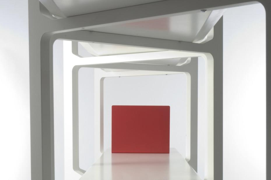 Parallel Floor standing