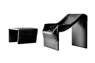 SKiN Armchair  by  Molteni&C
