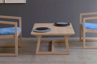 Juliet coffe table  by  Montina