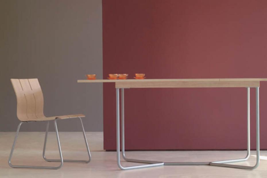 Long island indoor table