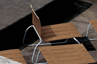 Long island outdoor armchair  by  Montina
