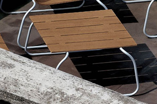 Long island outdoor stool  by  Montina