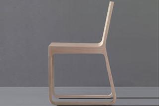 Muu chair  by  Montina