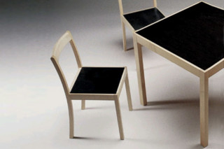 Quattrogambe table  by  Montina