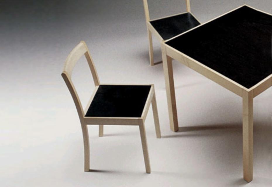 Quattrogambe table