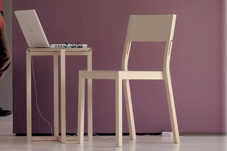 Sweetwood chair  by  Montina
