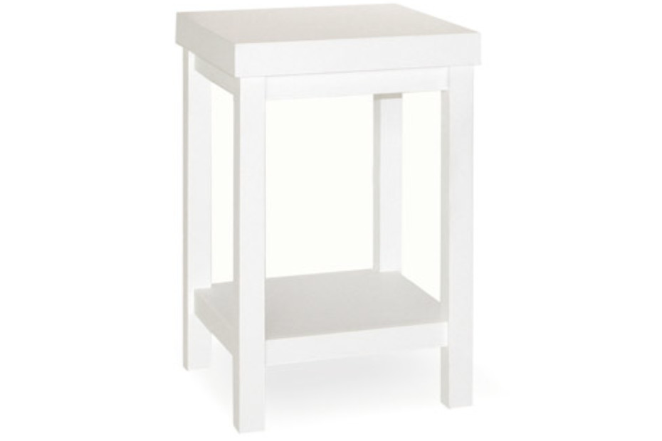 Paper side table