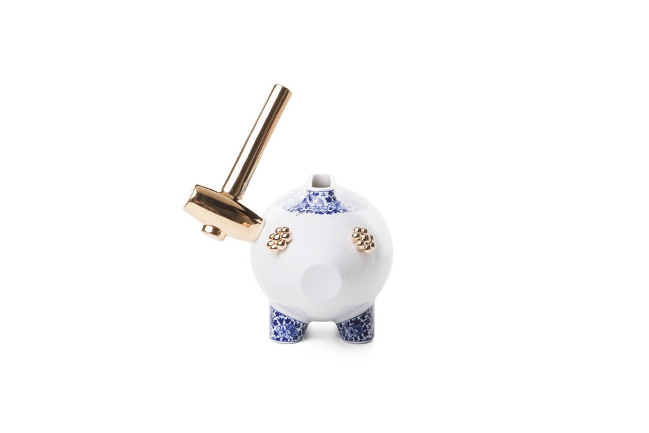 The Killing of a Piggy Bank