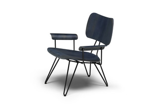 Diesel Collection - Overdyed Lounge chair  von  Moroso