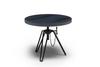 Diesel Collection - Overdyed Side Table  by  Moroso