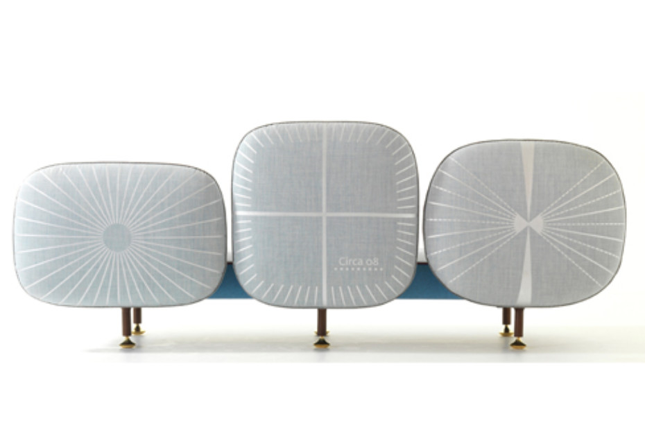My Beautiful Backside 3 Seater By Moroso Stylepark