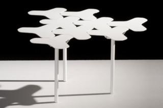 Nanook Tisch  von  Moroso