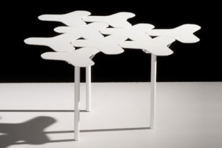 Nanook table  by  Moroso