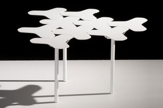 Nanook table  by  Moroso