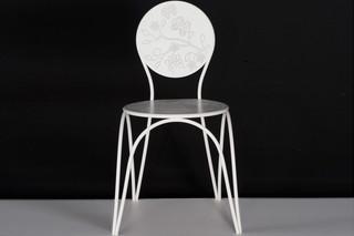 Rain chair  by  Moroso