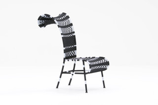 Shadowy chair  by  Moroso