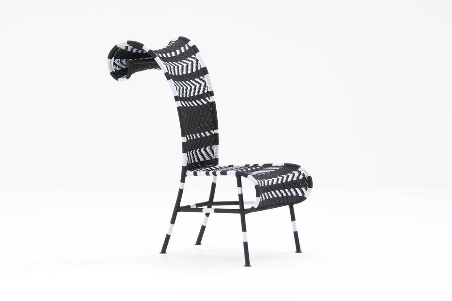 Shadowy chair
