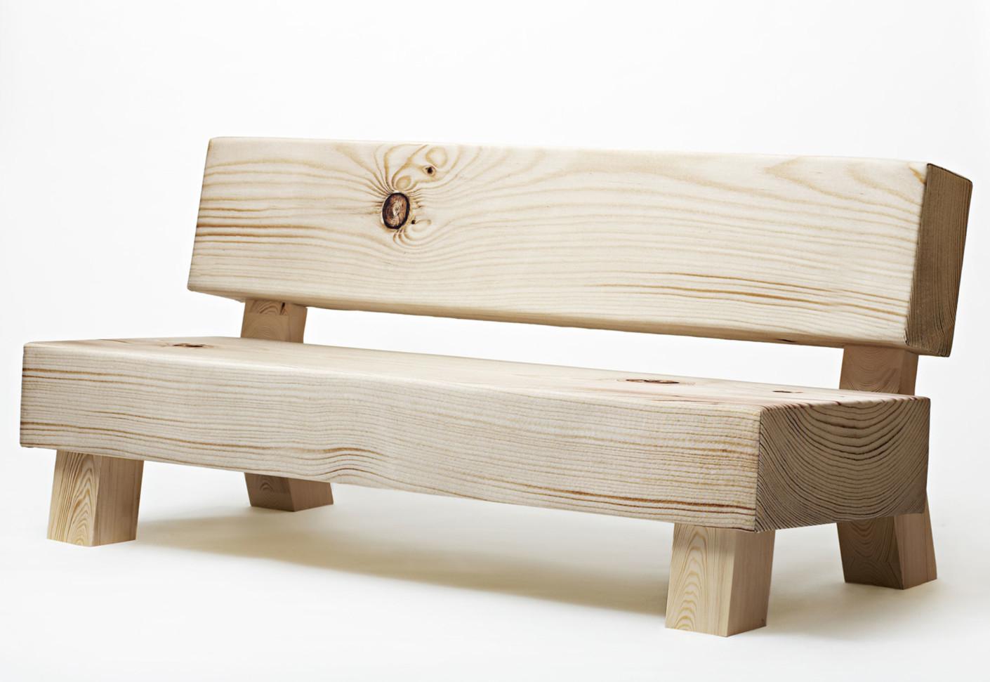 Soft Wood Sofa By Moroso Stylepark