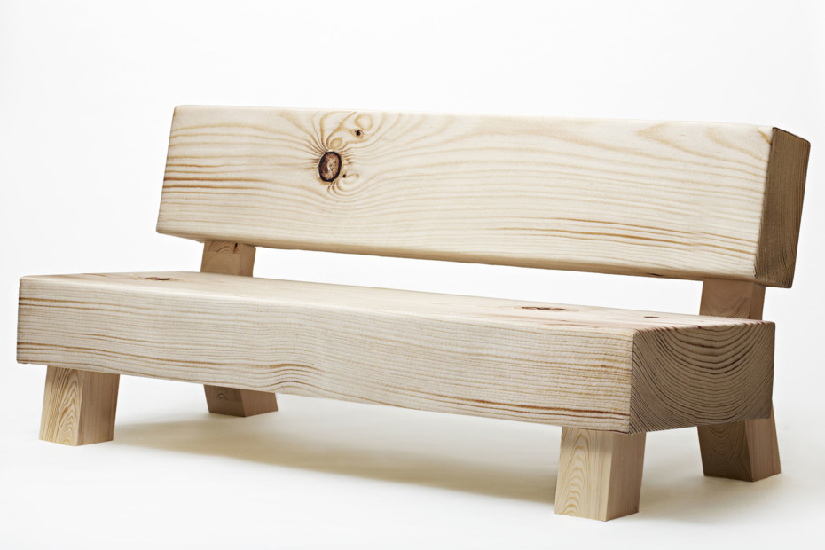 Soft Wood Sofa
