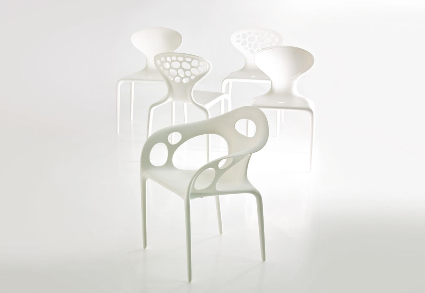 Supernatural armchair by moroso stylepark for Design lab stuhl