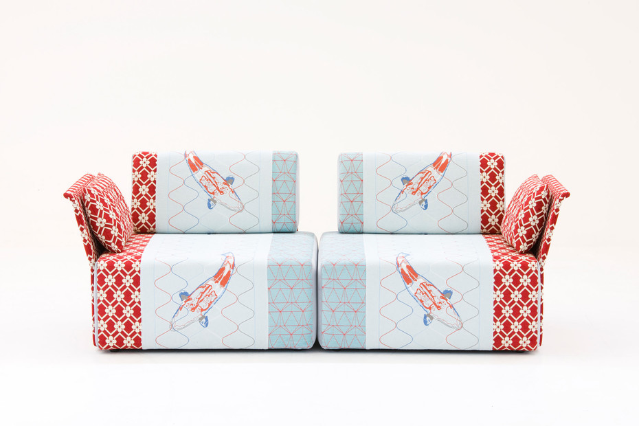 Sushi Collection -  Block seat