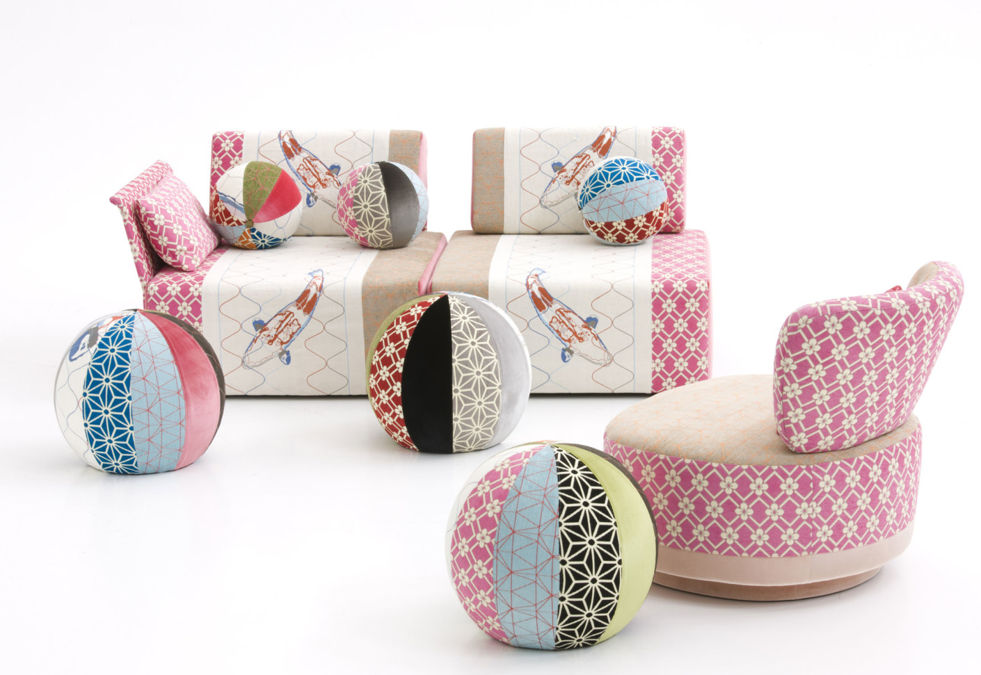 sushi collection joy by moroso stylepark
