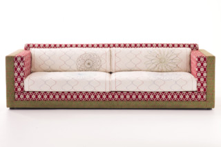Sushi Collection -  Karmacoma Sofa  von  Moroso