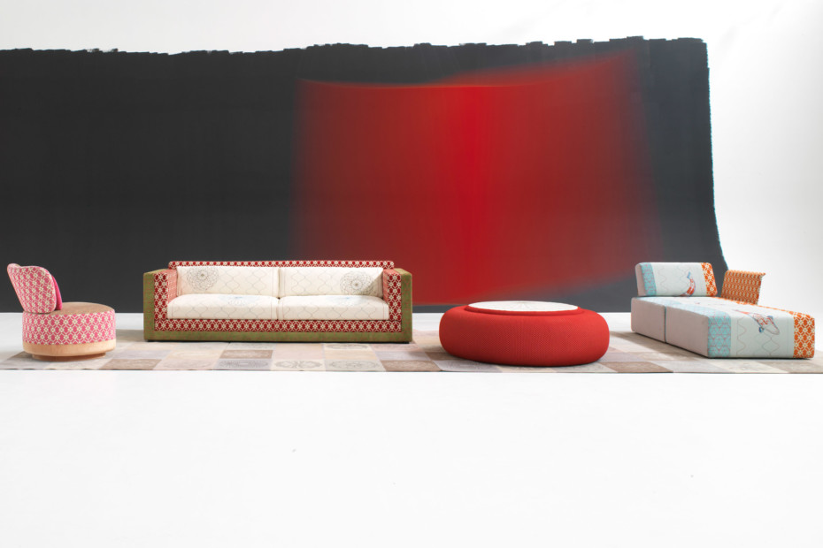 Sushi Collection -  Karmacoma Sofa