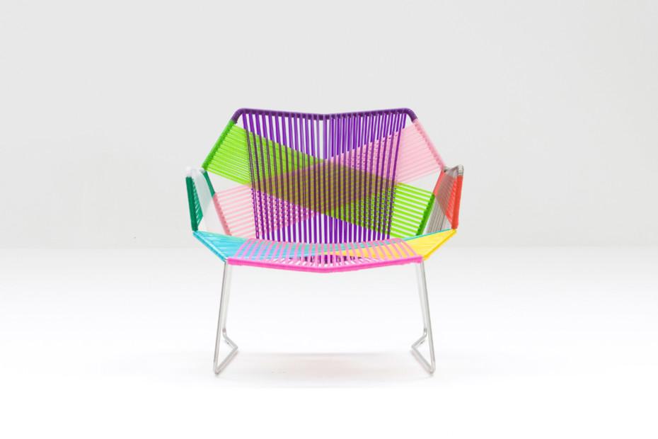 Tropicalia armchair