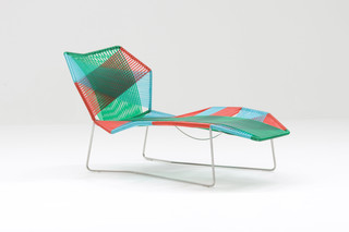 Tropicalia Chaise Lounge  by  Moroso