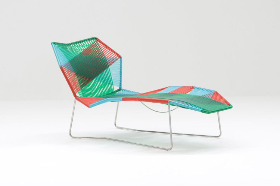 Tropicalia Chaise Lounge