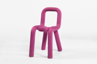 Bold chair  by  Moustache