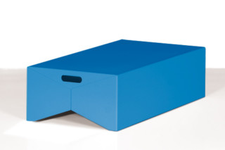 Box coffee table  by  Moustache